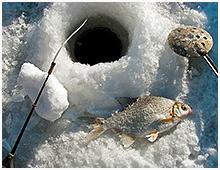озеро селигер зимняя рыбалка